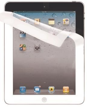 I-CON PREMIUM SCREEN PROTECTOR FOR IPAD 3RD GENBLACK
