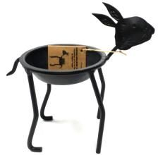 Home deco Protty Rally - iron zodiac candle holder -rabbit