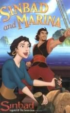 Sinbad And Marina Chapter Book Paperback By Cathy Hapka