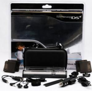 I-CON DSI 22-IN-1DELUXE STARTER KIT-BLACK