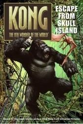 King Kong: Escape From Skull Island Paperback by Laura J Burns
