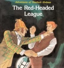 The Red-Headed League Paperback by David Eastman