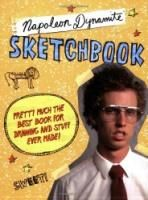 Napoleon Dynamite Sketchbook Paperback by June Eding