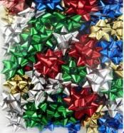Peel n Stick 30 Gift Bows Assorted- 3 Sizes