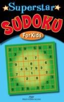 Superstar Sudoku For Kids Mass Market Paperback by Lindsay Small