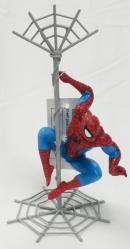 "Spiderman figurine, 5.5""H"