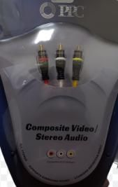 PPC Composite Video/ Stereo Audio Interface