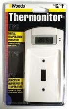 Woods - thermometer