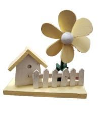 Wooden Wind Mill for kids and decoration