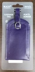 Blacks - luggage tag, blue