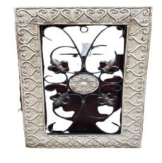 Alko- Metal Wall Plaque 55 x35 inches