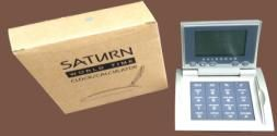 Saturn - world time clock / calculator