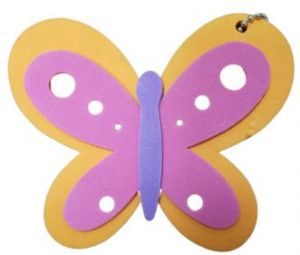 Expressions Expressions from Hallmark- Gift Trim Butterfly