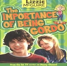 Lizzie McGuire: The Importance of Being Gordo -Junior Novel Paperback