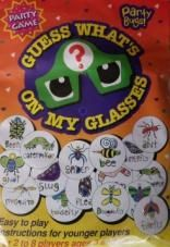 Guess What Party Bugs Activity Game