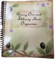 Simply Tuscan Carry out & Menu Organizer